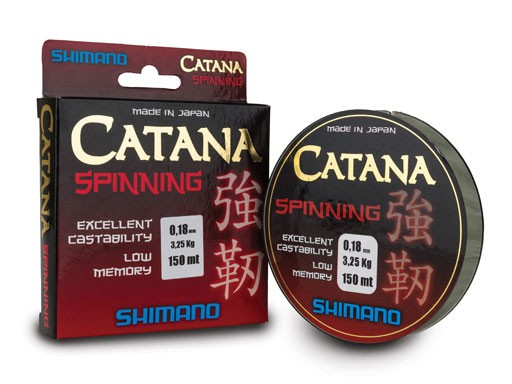Catana Spinning